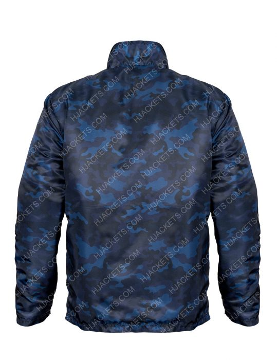 Nick E. Tarabay The Expanse Cotyar Zipper Jacket