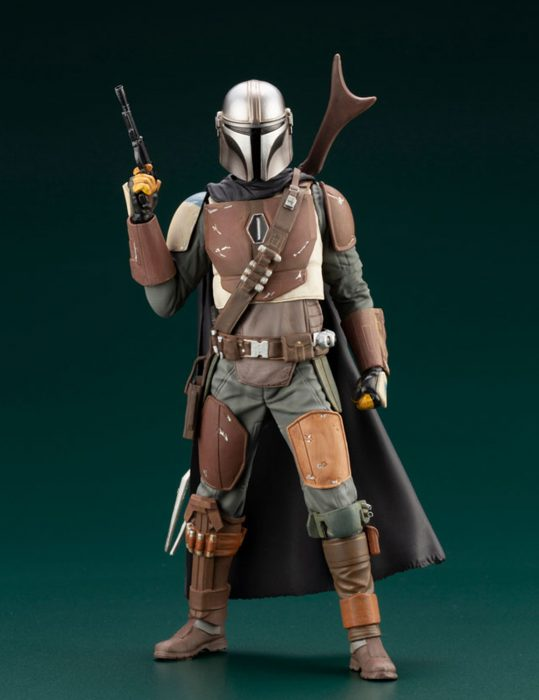 Pedro Pascal The Mandalorian Leather Costume