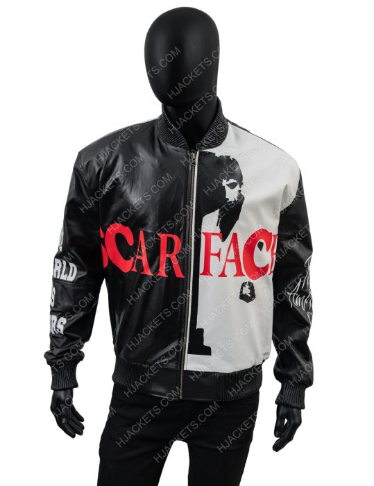 Scarface Al Pacino Jacket