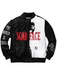 Scarface Leather Jacket