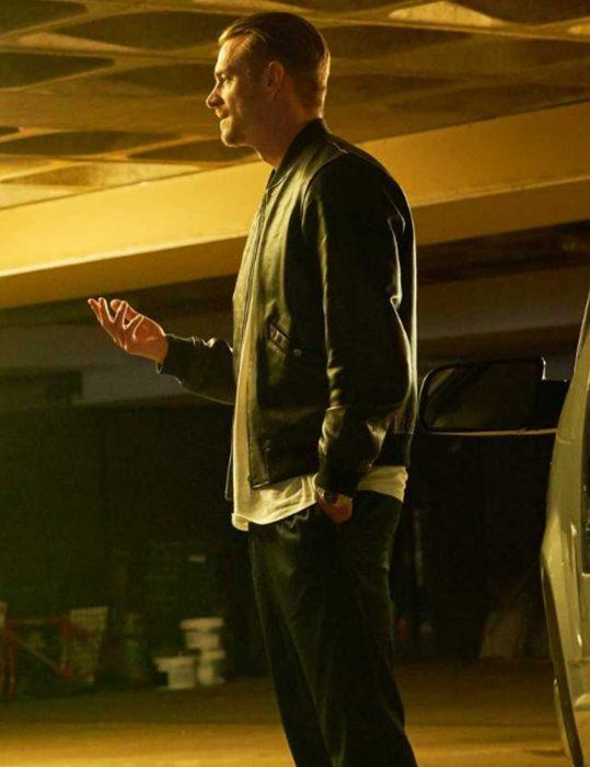 The Informer Pete Koslow Joel Kinnaman Jacket