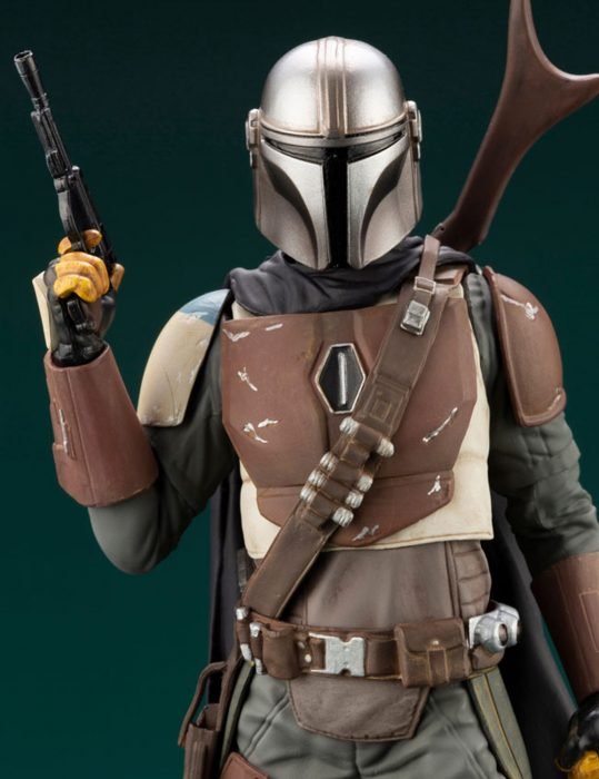 The Mandalorian Costume