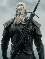 The Witcher Tv Series Geralt of Rivia Jacket