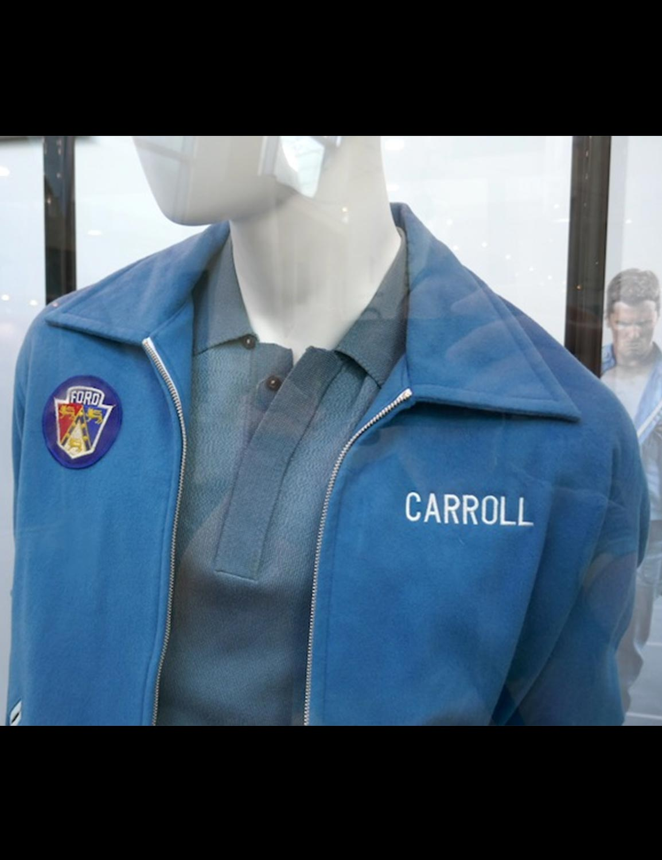 Carroll Shelby Ford V Ferrari Blazer Jacket Hjackets