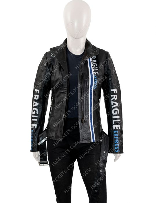 fragile express black jacket