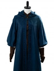 freya allan the witcher ciri coat