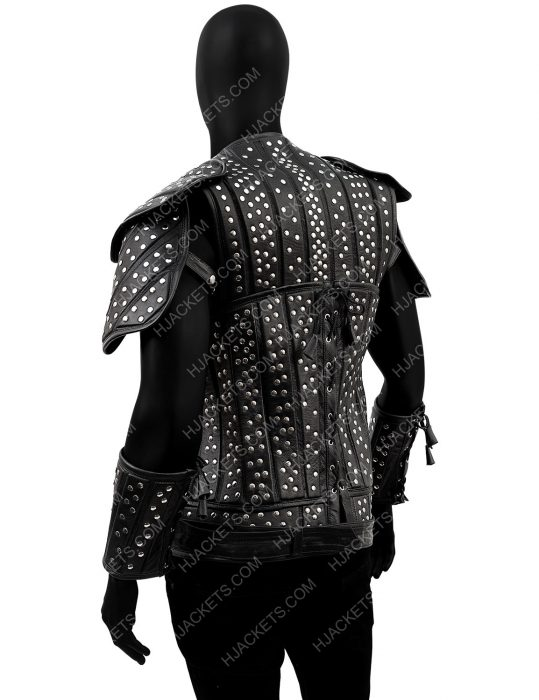 geralt of rivia the witcher henry cavill jacket