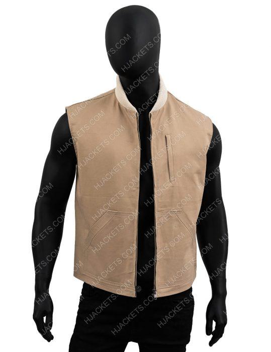john dutton brown vest