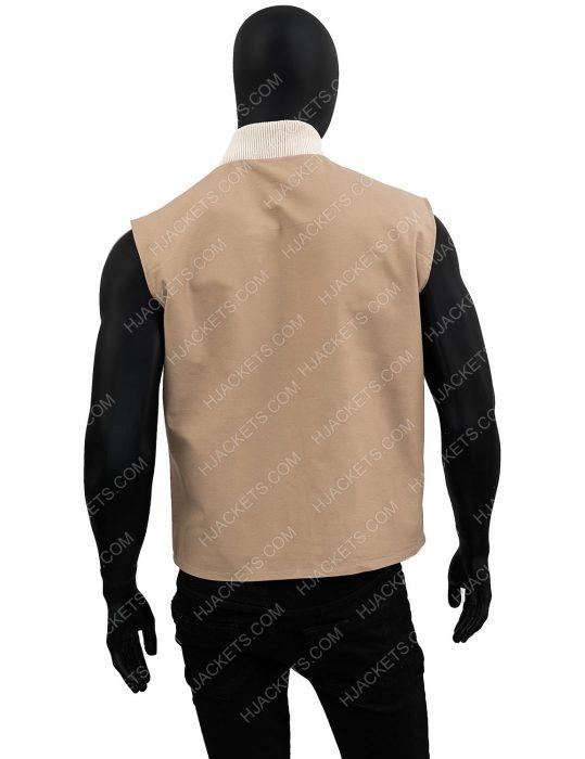 john dutton yellowstone brown vest