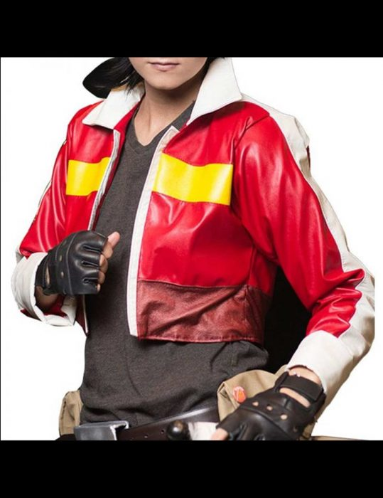 keith kogane leather jacket