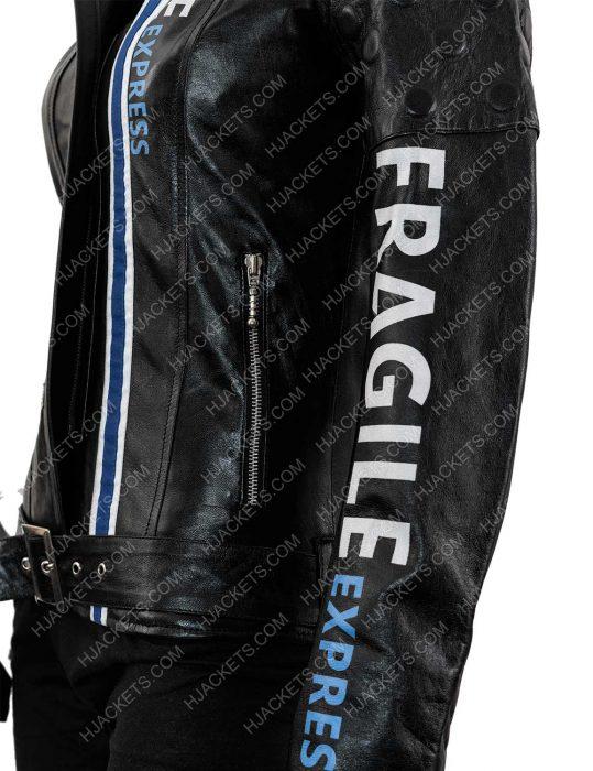 lea seydoux death stranding fragile express jacket