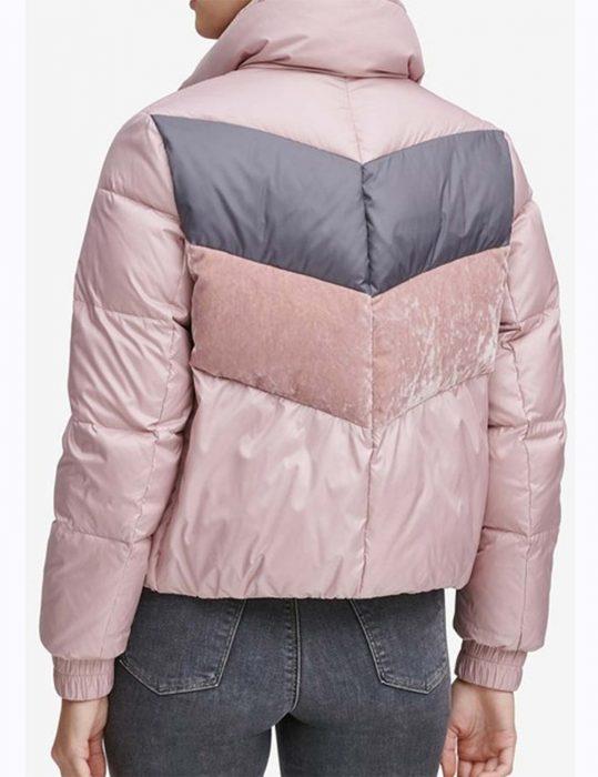 odeya rush puffer jacket