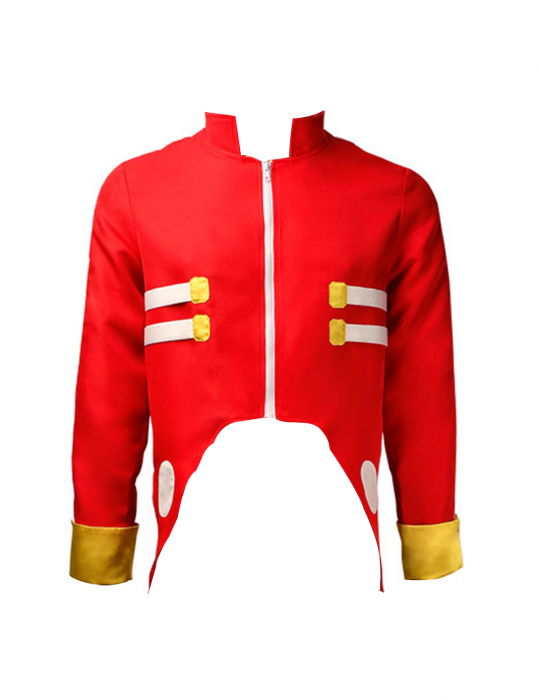 sonic the hedgehog dr ivo robotnik cotton jacket