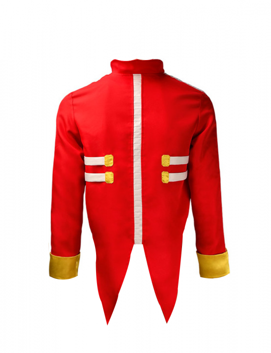 sonic the hedgehog dr ivo robotnik jacket