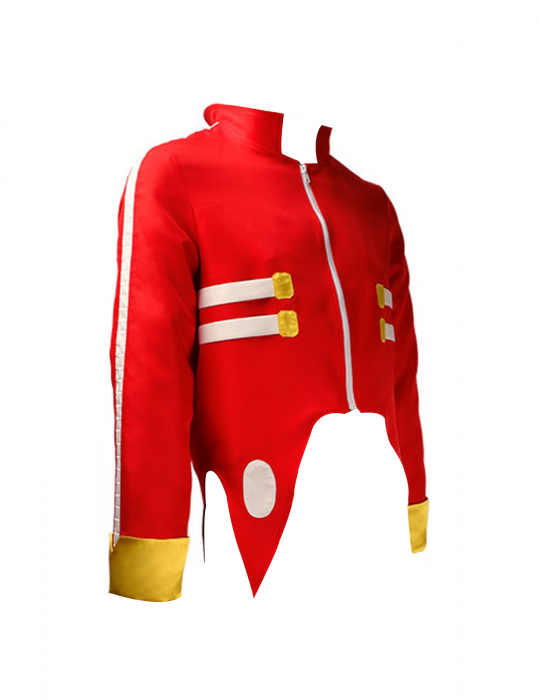 sonic the hedgehog dr ivo robotnik red jacket