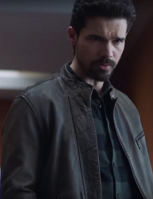 steven strait the expanse jim holden leather jacket