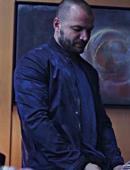 the expanse cotyar blue jacket