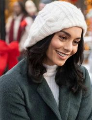 the knight before christmas vanessa hudgens coat