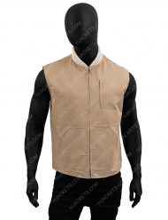 yellowstone brown vest