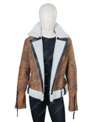 Virgin River Melinda Monroe Shearling Jacket