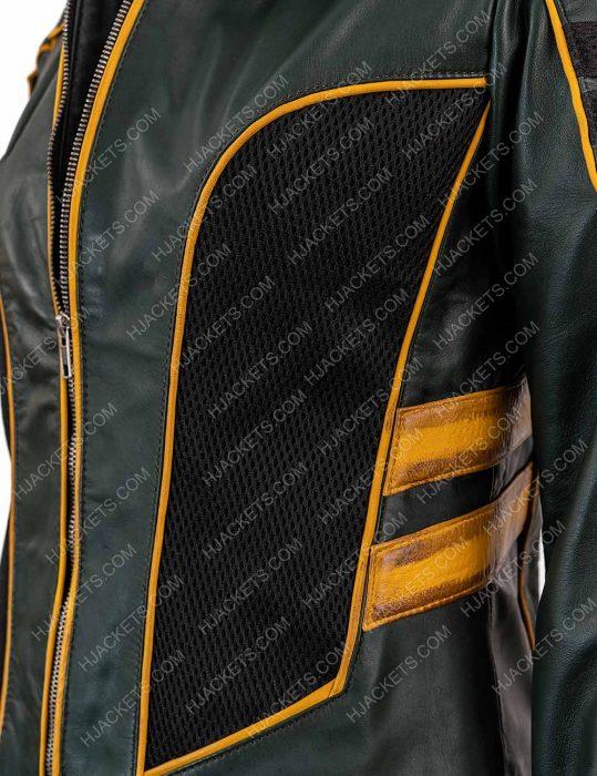 Black Canary Arrow Jacket