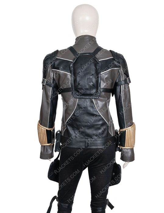Black Widow 2020 Scarlett Johansson Jacket