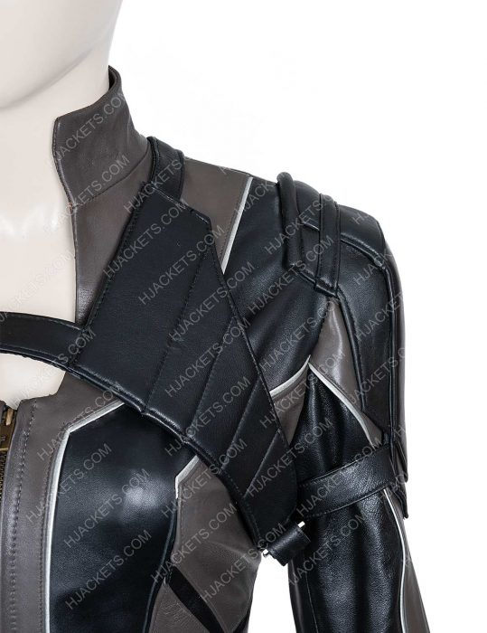 Black Widow Black Jacket