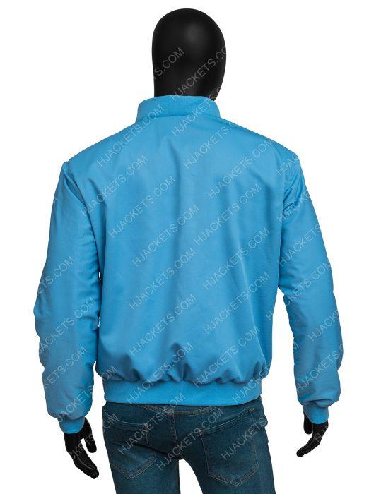 Free Guy Blue Bomber Jacket