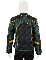 Katie Cassidy Arrow Black Canary Jacket