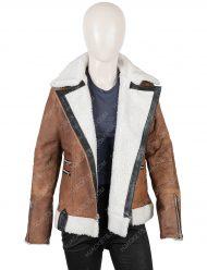 alexandra- breckenridge-virgin-river-melinda-monroe-fur-jacket