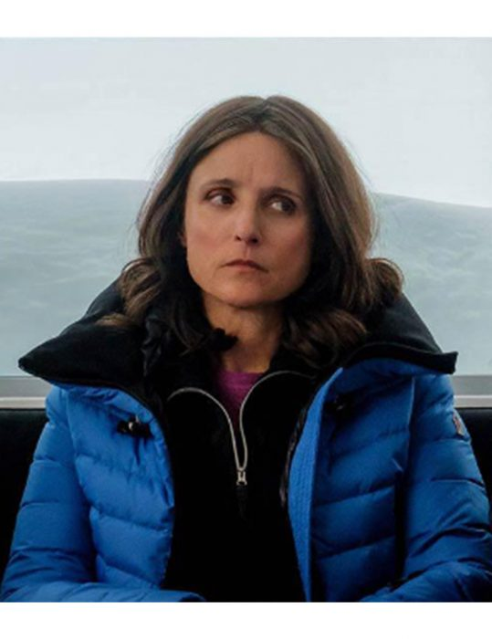 julia-louis-dreyfus-down-hill-blue-puffer-jacket