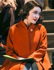 rachel-brosnahan-apricot-coat