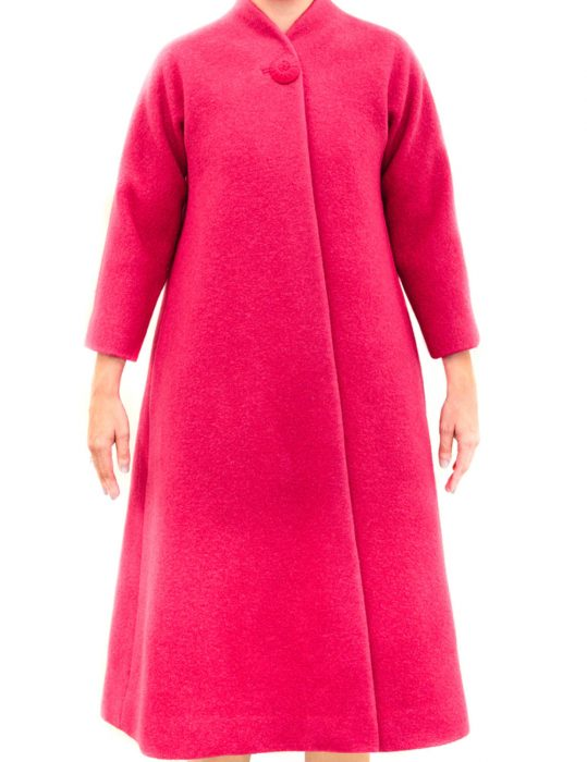 the marvelous mrs. maisel coat red coat