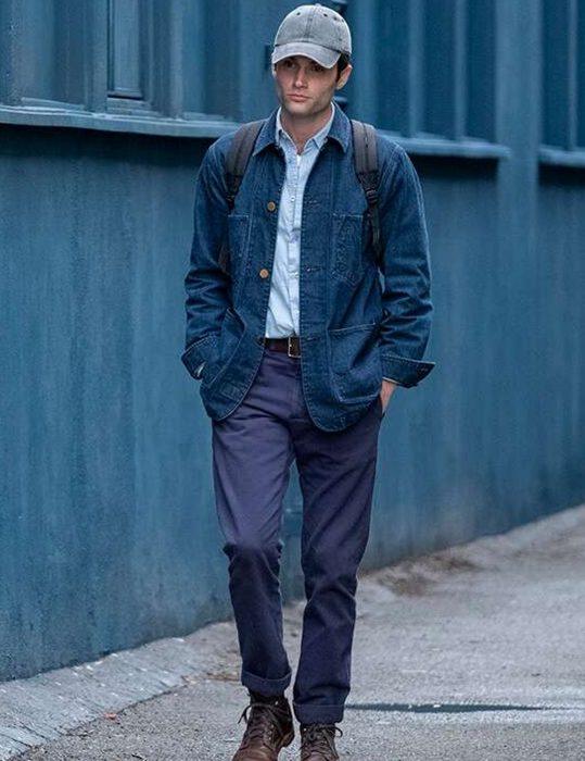 you season 2 joe goldberg jacket