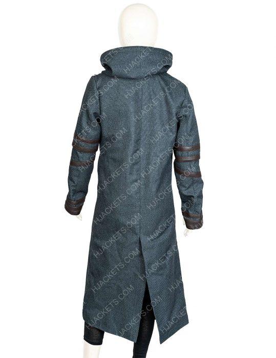 picard dahj coat