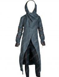 star trek isa briones hooded coat