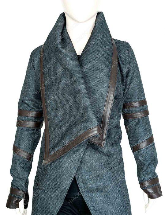star trek picard coat