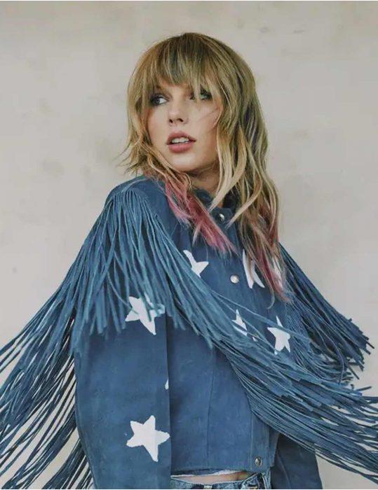 taylor-swift-miss-americana-fringe-jacket
