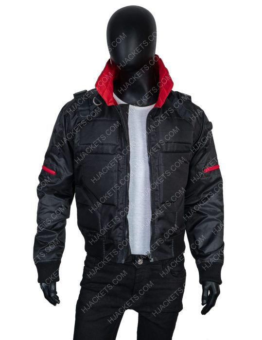 Cyberpunk 2077 Jackie Welles Leather Jacket