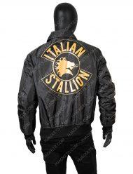 Italian Stallion Rocky 3 Training Jacket