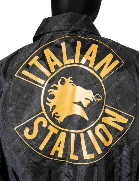 Rocky 3 Italian Stallion Rocky Balboa Jacket