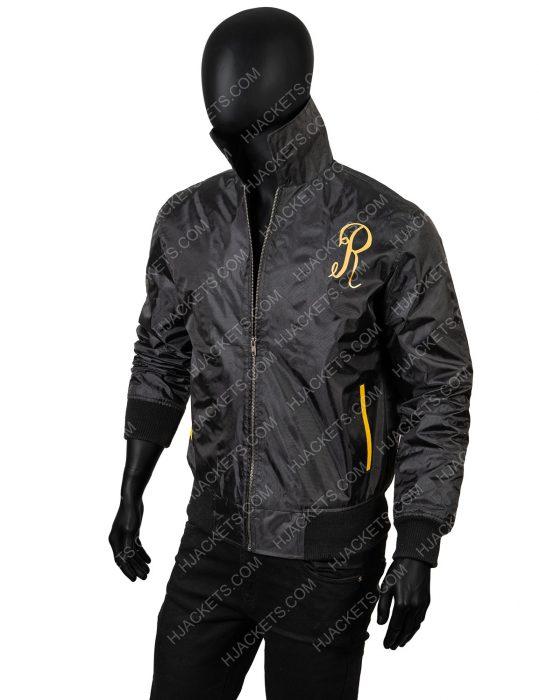 Rocky 3 Italian Stallion Sylvester Stallone logo jacket