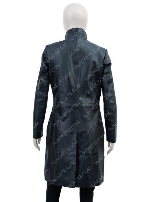 Zoë Kravitz High Fidelity 'Rob' Brooks Coat
