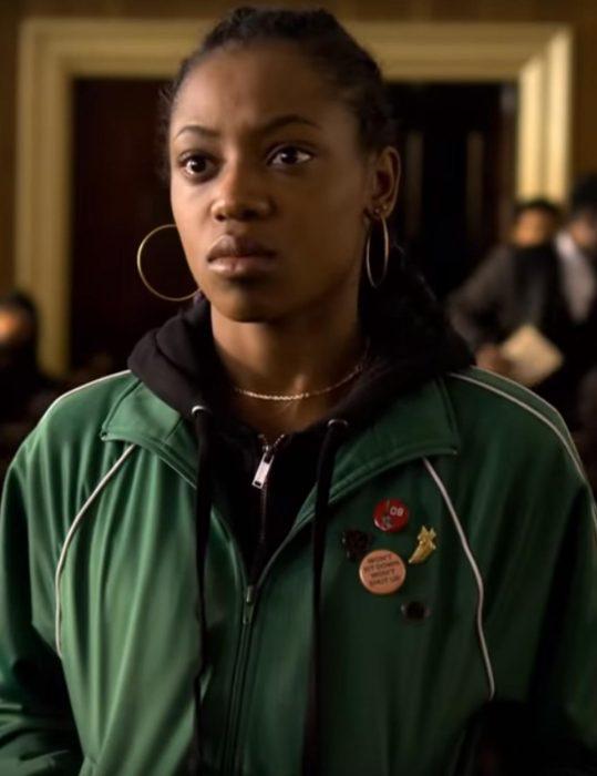amazing stories kimberly w sandefur green jacket