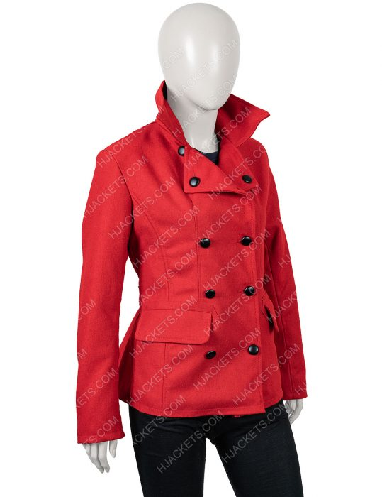 christmas in love ellie hartman coat