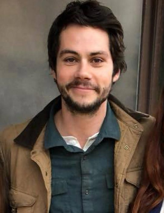 dylan o'brien amazing stories jacket