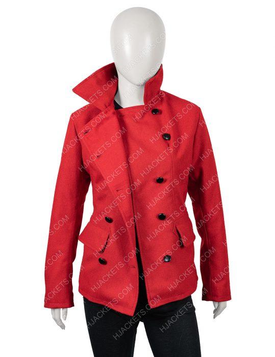 ellie hartman wool coat
