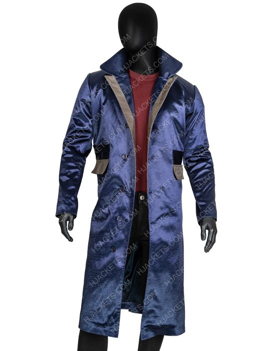 gotham s05 jeremiah valeska coat