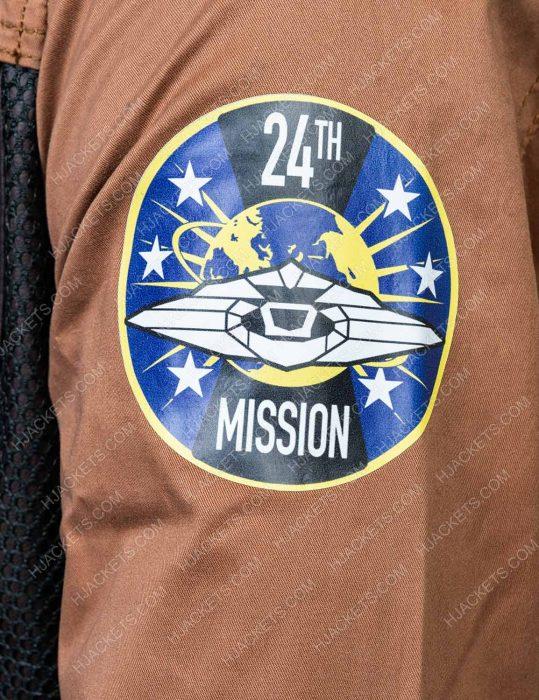 lost-in-space-season-2-maxwell jenkins-brown-jacket