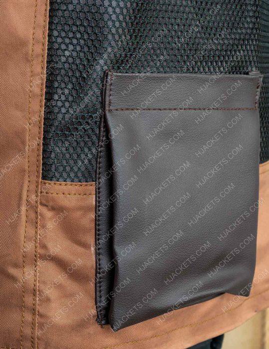 lost-in-space-season-2-maxwell jenkins-cotton-jacket